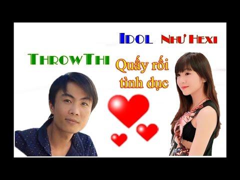 Khi Như hexi vs Throw.Thi quấy rối tình dục