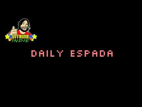 Vitrine Indie: Daily Espada