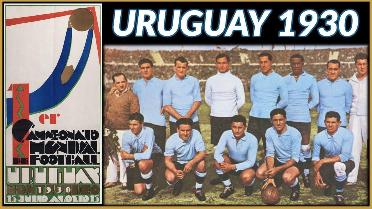 Resultado de imagen para uruguay campeon del mundo dos veces