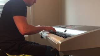Green Day - Outlaws (Piano)