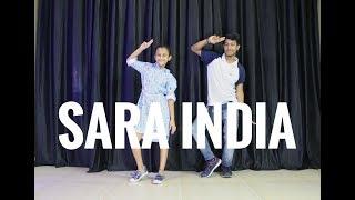 Aastha Gill Saara India Priyank Sharma dance cover by sudev kkh dancewithkkh