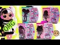 OMG Big Sisters Winter Disco NEW Family Fashion Style Dolls + Blind Bags Video