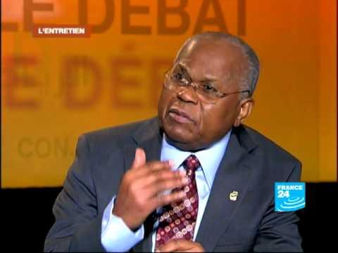 FRANCE 24 L'Entretien - Etienne Tshisekedi, l'opposant historique de Joseph Kabila sur France 24