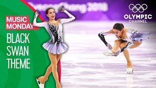 Alina Zagitova at PyeongChang 2018 - Black Swan |Music Monday