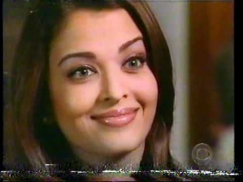 Image result for aishwarya rai 60 minutes interview