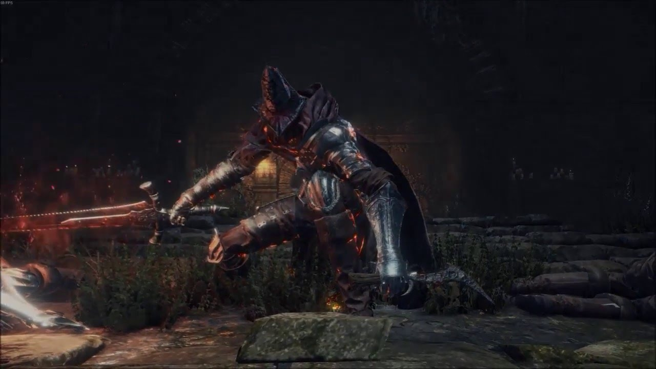 Dark souls 3 abyss watchers thief base level starting gear - Watchers dark souls 3 ...