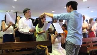 MẸ NGUỒN CẬY TRÔNG - Cộng đoàn VNCSS (Singapore)
