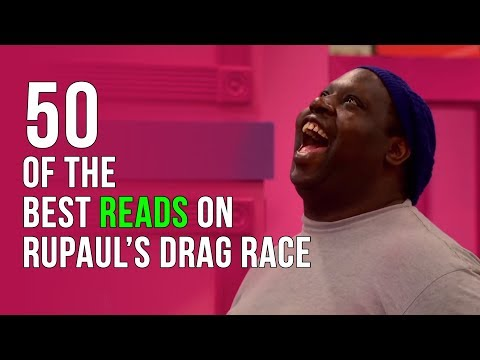 50 Of The Best Reads On  RuPaul's Drag Race