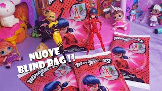 🐞 Le nuove Blind Bags di MIRACULOUS con i Personaggi 3D 🐞 [Unboxing]