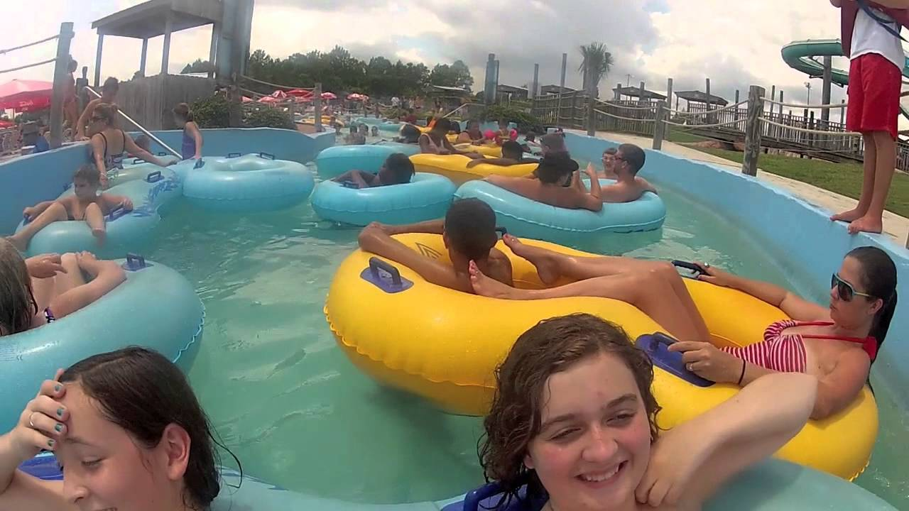 Water Park Fun Mississippi Coast Youtube