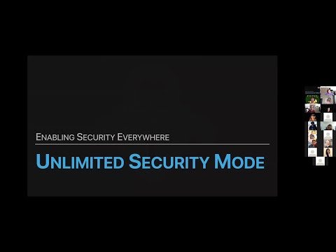 Unlimited Security Mode