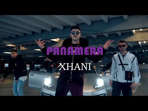 XHANI - PANAMERA prod. by AlexSayBeats (Official Video)