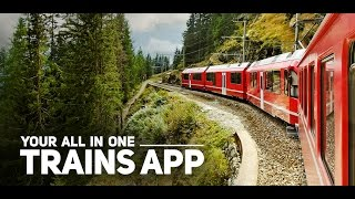 India's Favourite Trains App :)