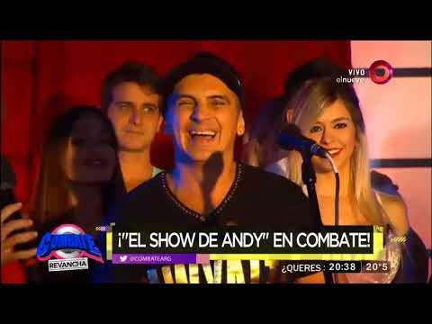 """¡Canta en vivo """"El Show de Andy""""!"""
