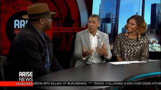 'Soul Cuisine' Chef and Pastor, Ameer Natson and Filmmaker, Tracy Heather Strain visit Arise360