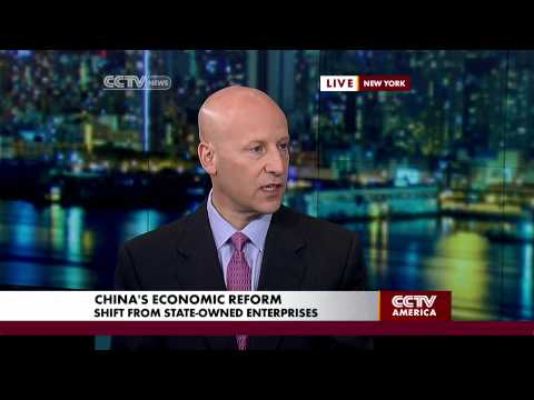 Daniel Levin on China's State Owned Enterprises