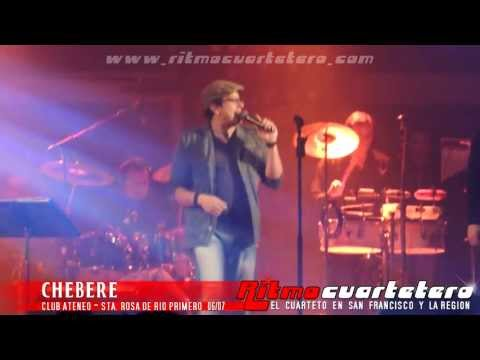 Chebere - Un angel como el sol tu eres / Piropo (Santa Rosa de Rio Primero) John Garcia - HD