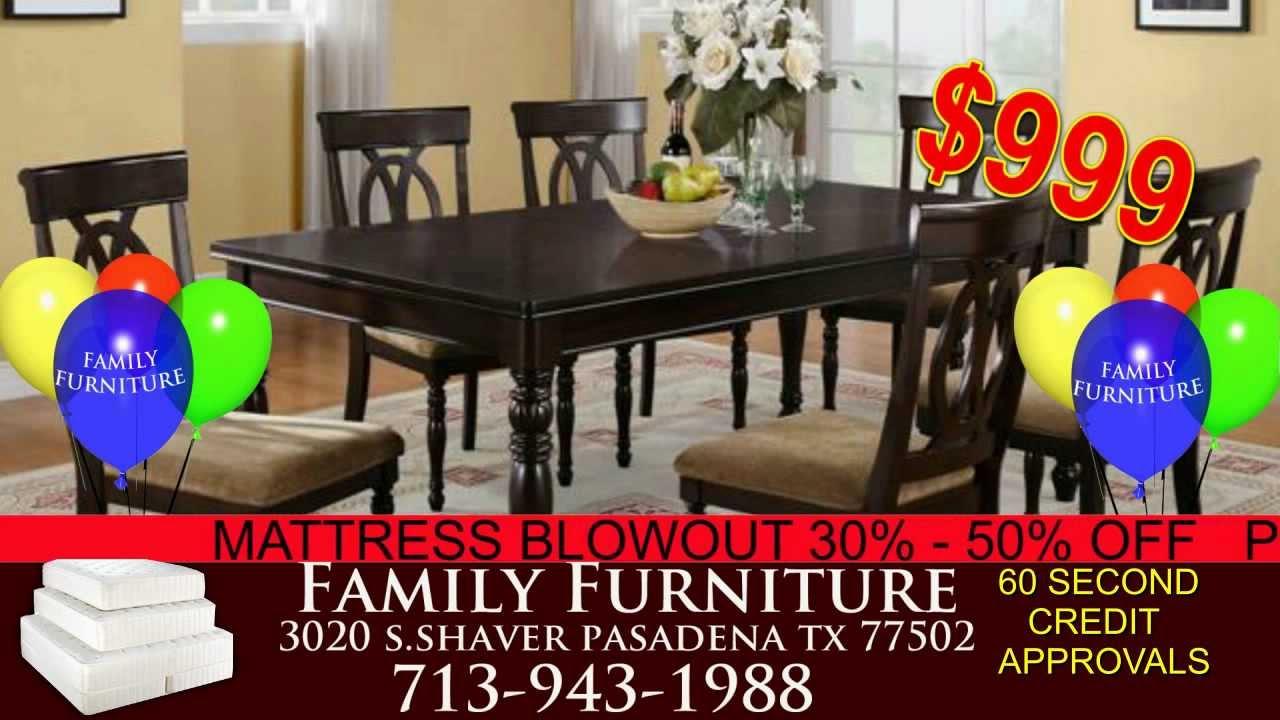 FAMILY FURNITURE IN PASADENA TX