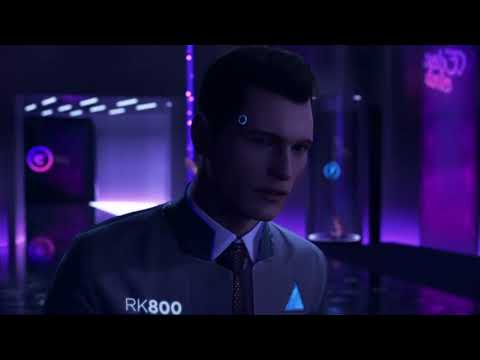 Connor Is Gay!? (The Eden Club) ~ DETROIT: Become Human