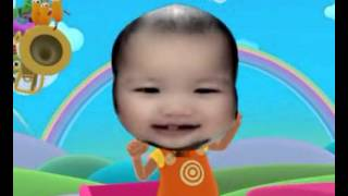 Baby tv birthday song - Renee Bong English vers.