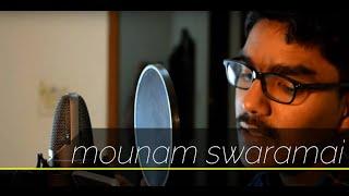 maunam swaramai||ayushkalam||Karaoke||Thommy maneed[ksa]