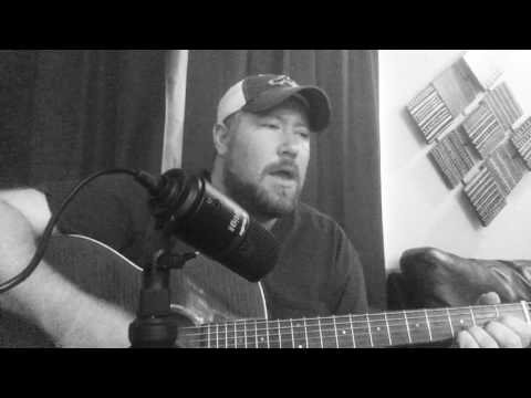 Letters from Home (acoustic JMM cover)