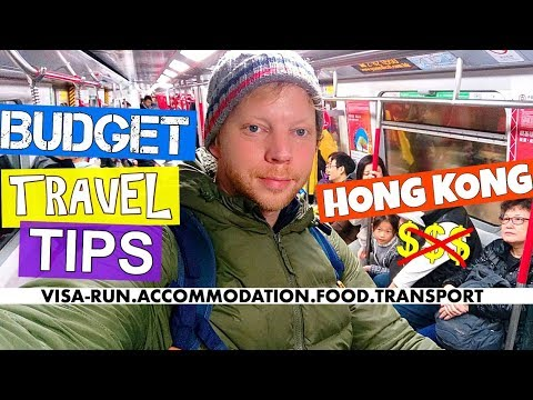 HOW TO SAVE MONEY IN HONG KONG   BUDGET TRAVEL TIPS