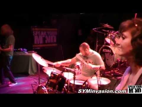 Speak Your Mind - Weapons of Mass Creation - Arizona (Live Cut)