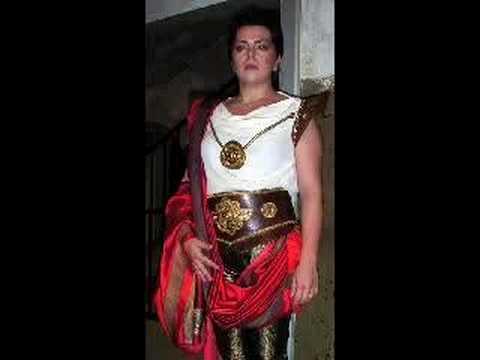 Sonia Prina Contralto - Handel