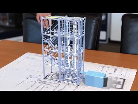 Zeton Optimizes Pilot and Production Plant Design with NVIDIA Iray and Quadro