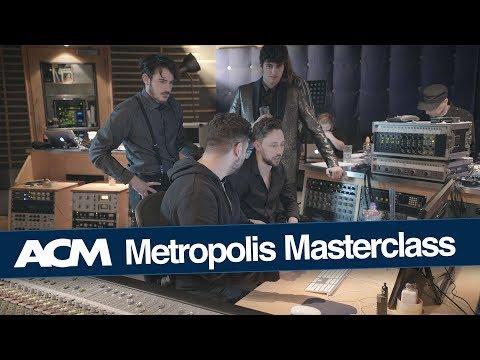 ACM Presents | The Metropolis Masterclasses