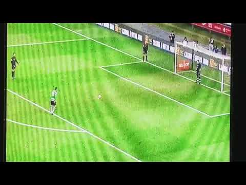 SPORTING CLUBE DE PORTUGAL NA FINAL DA TAÇA DA LIGA | pênalti Bryan Ruiz