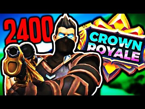 REALM ROYALE INSANE SNIPER PLAYS!
