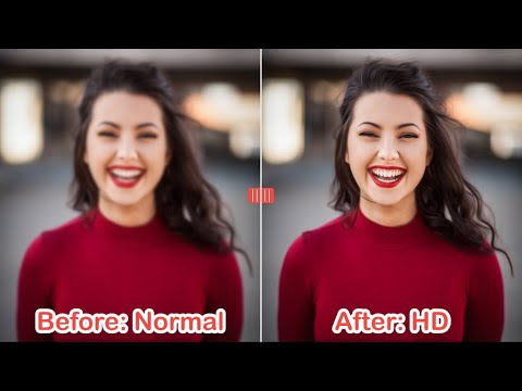 How To Enhance Photo To HD Quality On iPhone & iPad For Free | Remini App