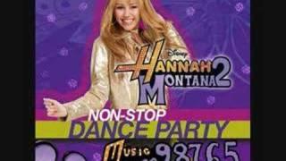 Hannah Montana Megamix