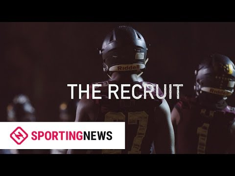 'The Recruit': Football Prodigy Quavaris Crouch And The Unlikeliest Of Champions