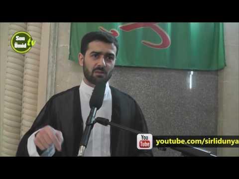 Hacı Samir cümə moizəsi 31 032017