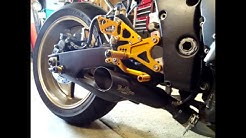 How To Install A Voodoo Shorty Slip-On Exhaust On A Yamaha R6