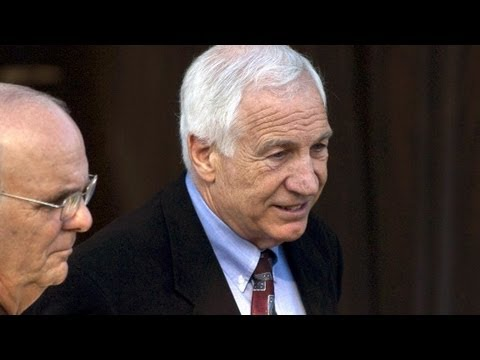 Sandusky and Victim 6's shower incident