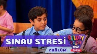 Güldüy Güldüy Show Çocuk 7.Bölüm - Sınav Stresi