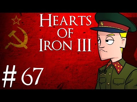 Hearts of Iron 3 | Black ICE 8.5 | Soviet Union | Part 67 | Hungary, Why You Do This!?