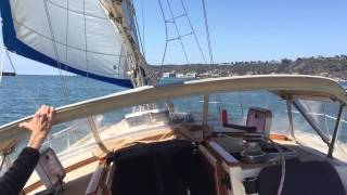 S/V Southern Cross EP. 12 - Part 2 of 2. Updates and a Sail