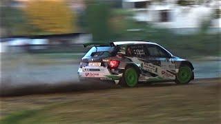 39. SVK Rallye Pribram 2018  |  MISTAKES & ACTION