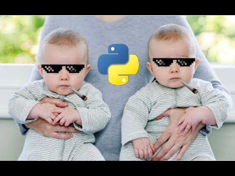 """""""Thug Life"""" Photo Maker using Python"""