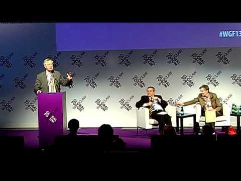 Wroclaw Global Forum 2013 - Have European Politicians Undermined Democracy?