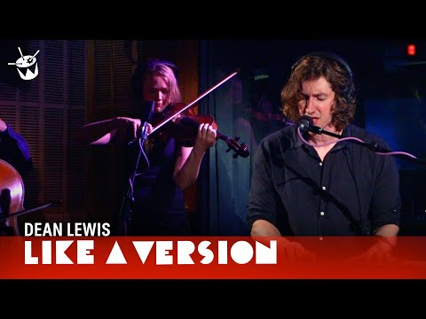 Dean Lewis covers Vera Blue 'Mended' for Like A Version