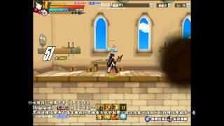 [Elsword] Yama Raja - Combo and Skills