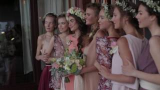 """Свадьба в стиле на """"Роза Хутор"""""""