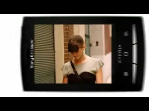Sony Ericsson Xperia X10 mini pro Commercial