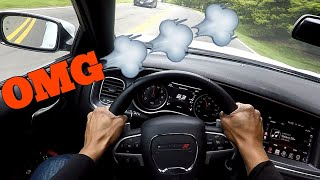 How Much Fun Is The Dodge Charger RT To Drive!!! (POV)